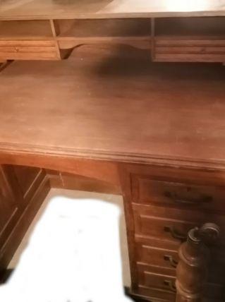 Bureau en chêne
