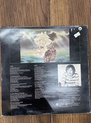 Vinyle vintage Dave Greenslade - Cactus Choir