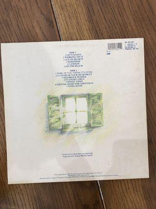 Vinyle vintage Chris Rea - New light through old window