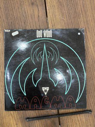 Vinyle vintage Magma - Üdü Wüdü