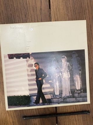Vinyle vintage Boz Scaggs - Down two then left