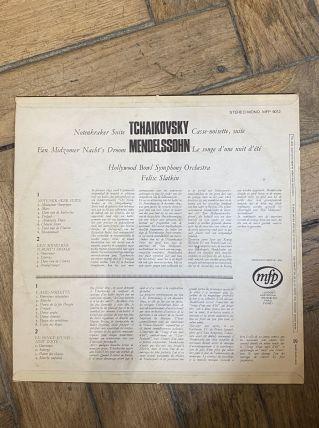 Vinyle vintage Mendelssohn et Tchaikovsky