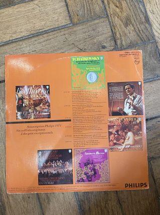 Vinyle vintage Tchaikovsky et son époque