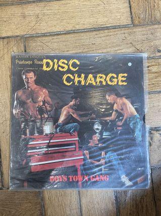 Vinyle vintage Boys Town Gang - Disc Charge