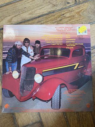 Vinyle vintage ZZ Top - Eliminator