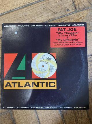 vinyle vintage Fat Joe - We Thuggin' feat R.Kelly