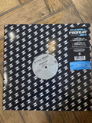 Vinyle vintage Pharell - Frontin' feat Jay-Z