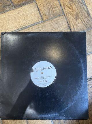 Vinyle vintage double disque Afu-Ra - Stick up