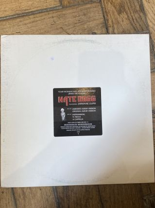 Vinyle vintage Nate Dogg - Your woman has just been sighted