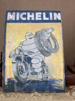 Publicité Michelin