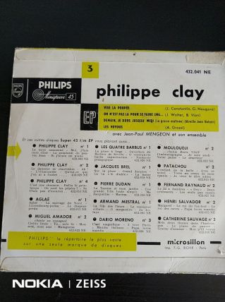 philippe clay