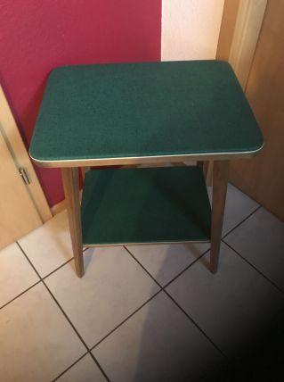 Petite table de salon Vintage 60's