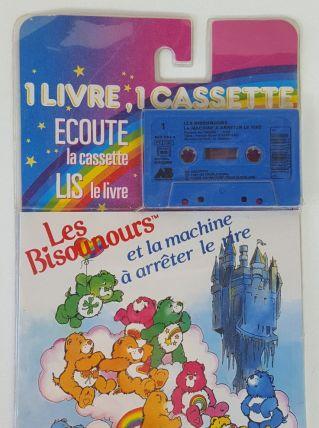 1 livre, 1 cassette les Bisounours vintage