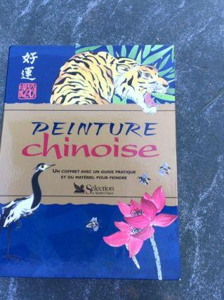 Coffret peinture chinoise