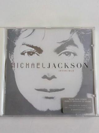 Michael Jackson Invincible-CD musique