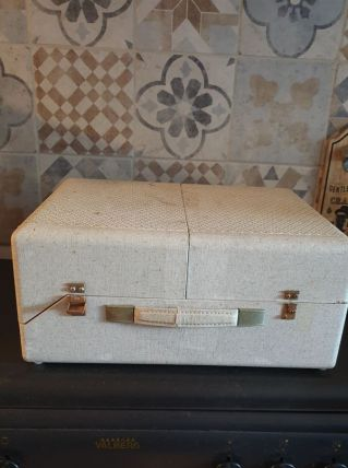 Platine valise avec 2 enceintes