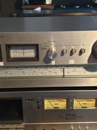 Lecteur tuner SONY ST-A4L année 1979