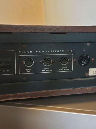 Lecteur tuner CONTINENTAL EDISON TU-9641 année  1939-45