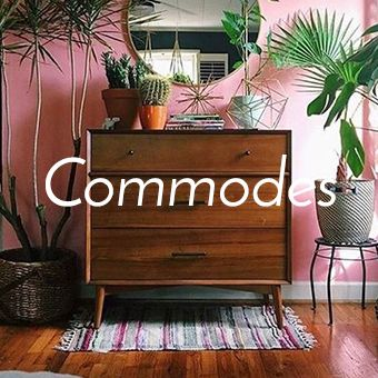 CONMMODE scandinave vintage d'occasion