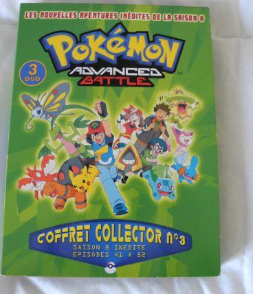 Coffret Collector Pokémon Advanced Battle