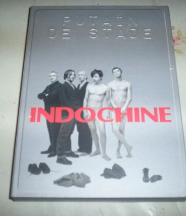 COFFRET 3 DVD INDOCHINE LE STADE DE FRANCE + LIVRET