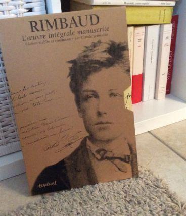 Rimbaud - L'œuvre intégrale manuscrite