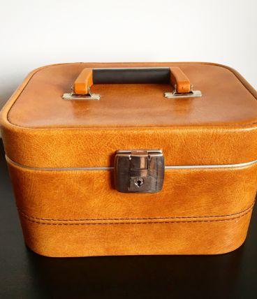 Vanity case Vintage années 50