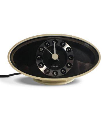 Horloge / réveil Calor space age 70s