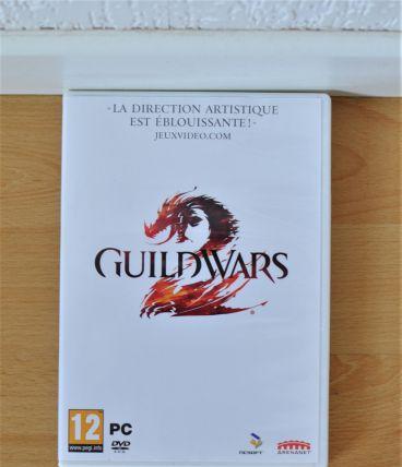 Jeu PC Guild Wars 2