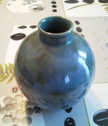 vase art déco VILLEROY ET BOCH