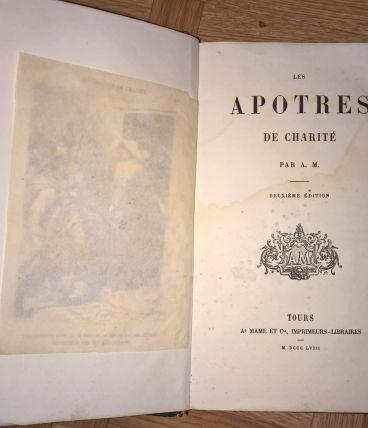 ancien livre prix 1859