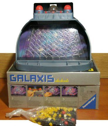 Jeu Galaxis electronic, Ravensburger, 1980