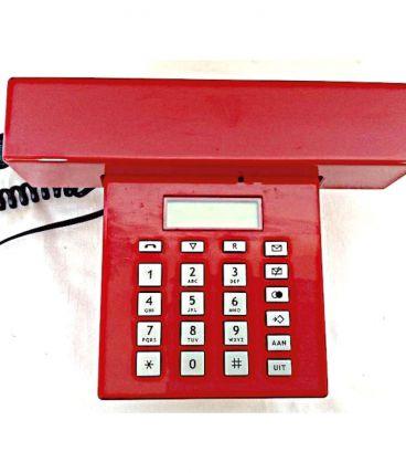 Téléphone Rouge - Jan de Bouvrie pour Primafoon - Vintage