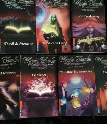 Série Magie Blanche
