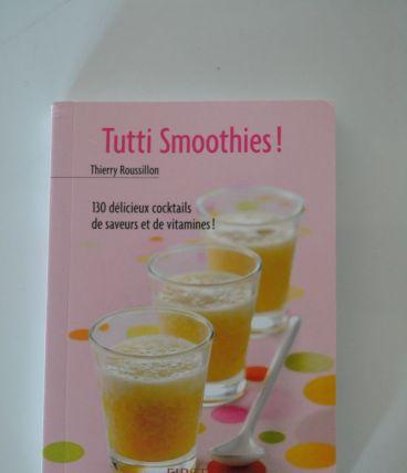 Livre recettes smoothies