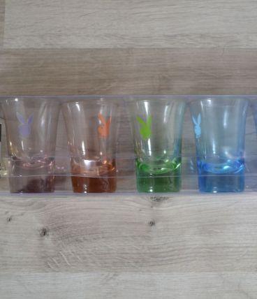 Lot de 6 verres à shooter