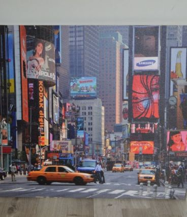 Toile Times Square