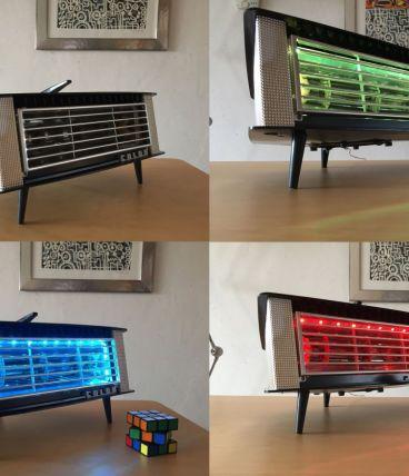 Lampe radiateur Calor vintage années 70