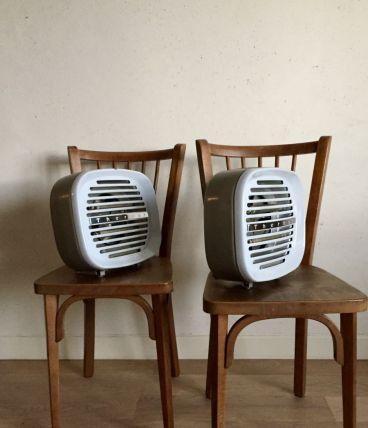 Lampe radiateur Thermor tropic vintage années 60