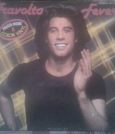 Vinyle Travolta Fever