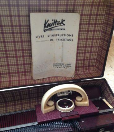 Machîne à tricoter KNITTAX