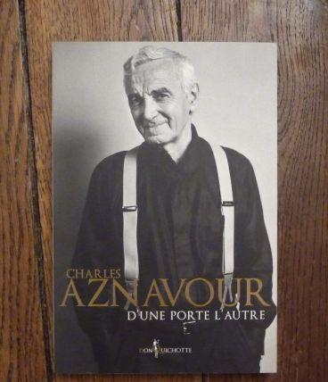 Charles AZNAVOUR- D'une porte à l'autre- Don Quichotte