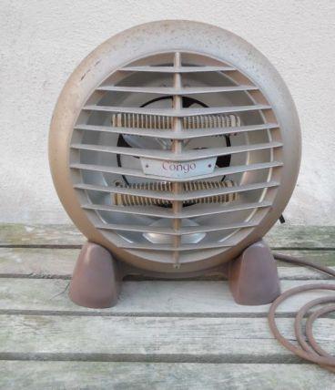 radiateur Calor Congo - vintage 60