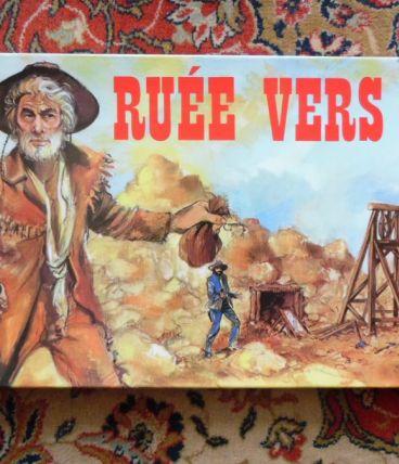La ruée vers l'or - jeu vintage - 1975