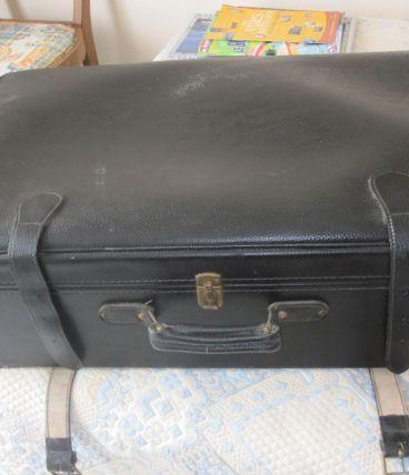 2 valises noires Madler