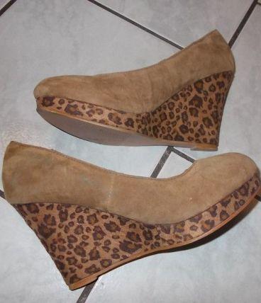 chauusre leopard