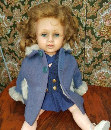 Ancienne poupée raynal
