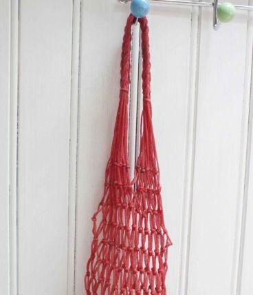 sac filet crochet