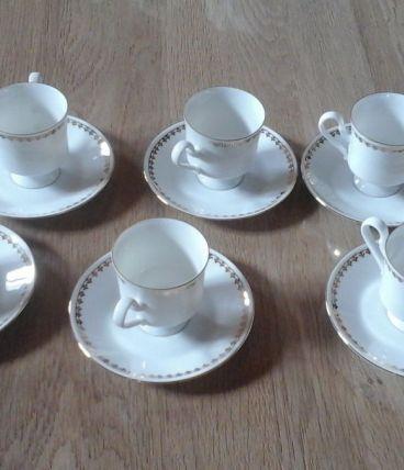 Service à café vintage