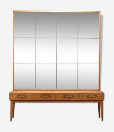 Meuble mirroir